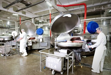 Ремонт оборудования мясокомбинатов